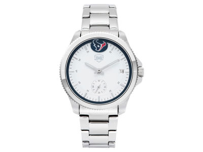 Houston Texans Jack Mason Women's Silver Sport Watch