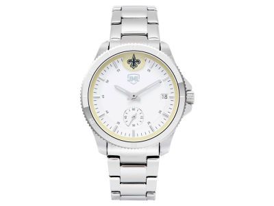 New Orleans Saints Jack Mason Women's Silver Sport Watch