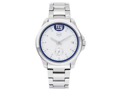 New York Giants Jack Mason Women's Silver Sport Watch