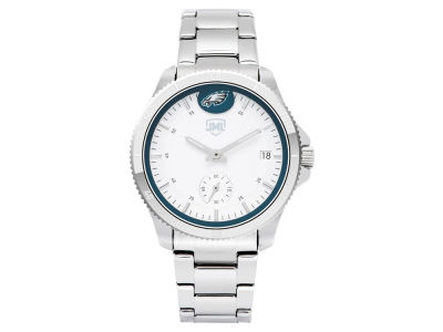 Philadelphia Eagles Jack Mason Women's Silver Sport Watch