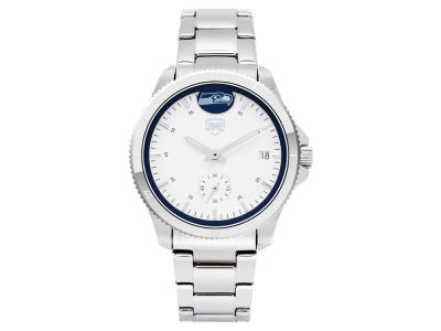 Seattle Seahawks Jack Mason Women's Silver Sport Watch