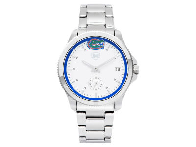 Florida Gators Jack Mason Women's Silver Sport Watch