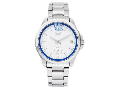 Kentucky Wildcats Jack Mason Women's Silver Sport Watch