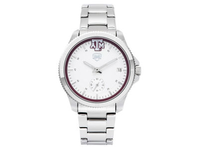 Texas A&M Aggies Jack Mason Women's Silver Sport Watch