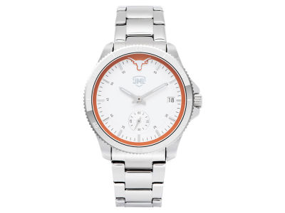 Texas Longhorns Jack Mason Women's Silver Sport Watch