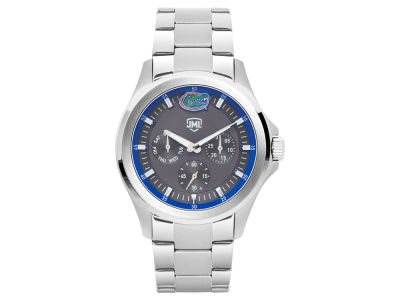 Florida Gators Jack Mason Men's Silver Multi-Function Watch