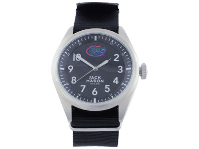 Florida Gators Jack Mason Men's Solid Nato Strap Watch