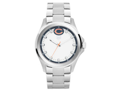 Chicago Bears Jack Mason Men's Silver Sport Watch