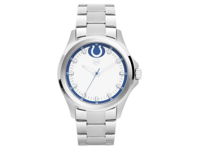 Indianapolis Colts Jack Mason Men's Silver Sport Watch