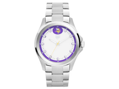 Minnesota Vikings Jack Mason Men's Silver Sport Watch