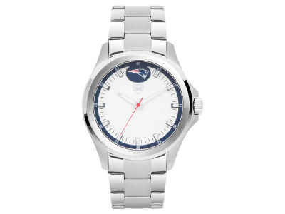 New England Patriots Jack Mason Men's Silver Sport Watch