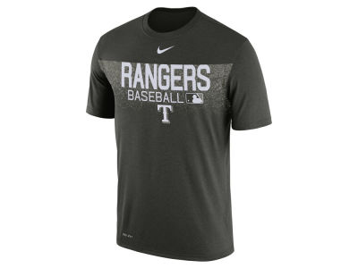 Texas Rangers Nike MLB Men's Memorial Day Legend Team Issue T-shirt