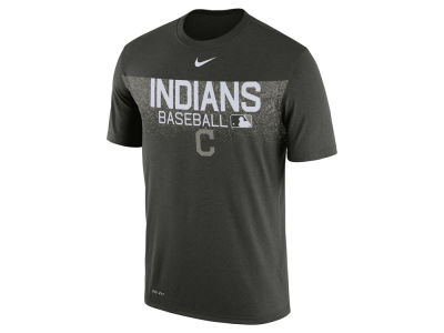 Cleveland Indians Nike MLB Men's Memorial Day Legend Team Issue T-shirt
