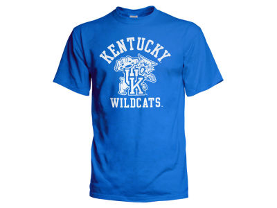 Kentucky Wildcats 2 for $28 NCAA Men's Arch & Vintage Logo T-Shirt