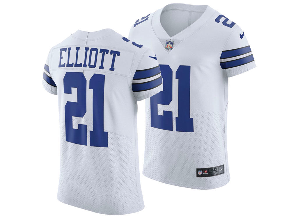 Dallas Cowboys Ezekiel Elliott Nike NFL Men s Vapor Untouchable Elite Jersey   f832d6abb
