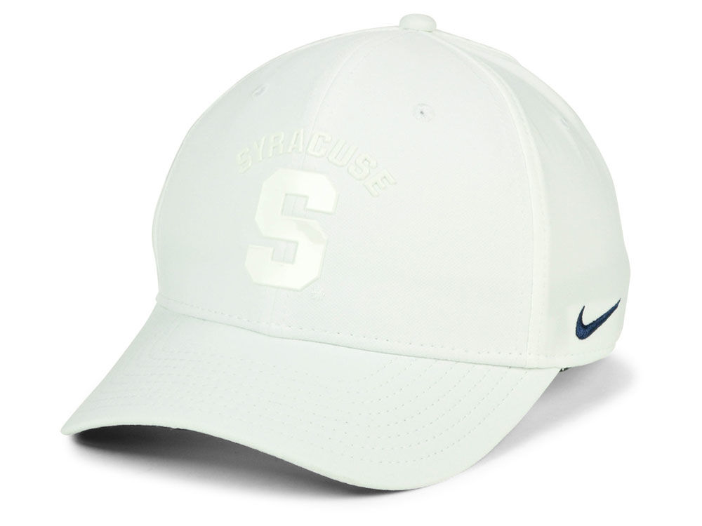 huge discount 49ce7 e1037 ... free shipping syracuse orange nike ncaa col cap lids 53bf7 3927f