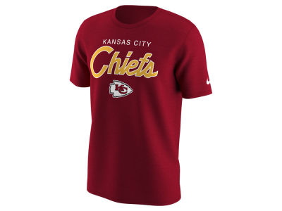 Kansas City Chiefs NFL Men's Sports Specialty Script T-Shirt