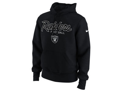 Oakland Raiders NFL Men's Sports Specialty Script Hoodie