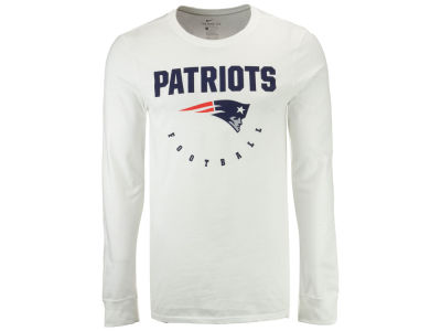 New England Patriots Nike NFL Men's Retro 97 Long Sleeve T-Shirt
