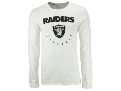 Oakland Raiders NFL Men's Retro 97 Long Sleeve T-Shirt