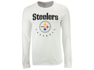Pittsburgh Steelers NFL Men's Retro 97 Long Sleeve T-Shirt