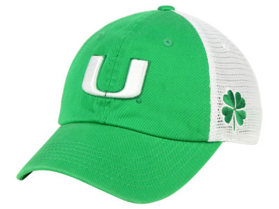 Miami Hurricanes Top of the World NCAA Charm Adjustable Cap