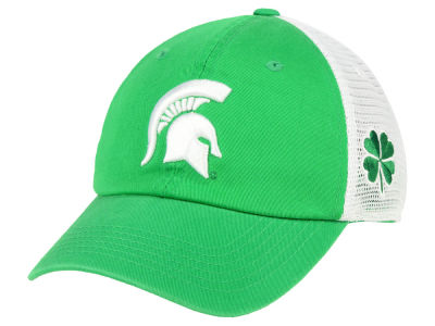 Michigan State Spartans Top of the World NCAA Charm Adjustable Cap