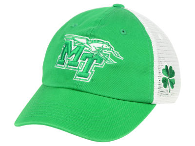 Middle Tennessee State Blue Raiders Top of the World NCAA Charm Adjustable Cap