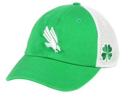 North Texas Mean Green Top of the World NCAA Charm Adjustable Cap