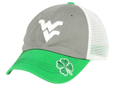 West Virginia Mountaineers Top of the World NCAA Charm Adjustable Cap