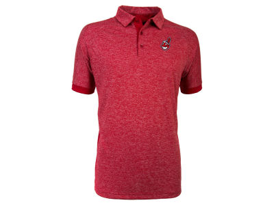 Cleveland Indians Antigua MLB Men's Talent Polo