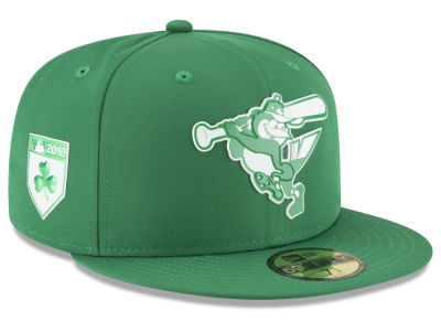 Baltimore Orioles New Era 2018 MLB St. Patrick's Day Prolight 59FIFTY Cap