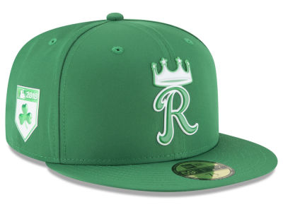 Kansas City Royals New Era 2018 MLB St. Patrick's Day Prolight 59FIFTY Cap