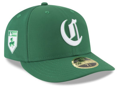 Cincinnati Reds New Era 2018 MLB St. Patrick's Day Prolight Low Crown 59FIFTY Cap