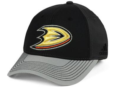 039fb271c84 Anaheim Ducks adidas NHL 2Tone Stitch Flex Cap