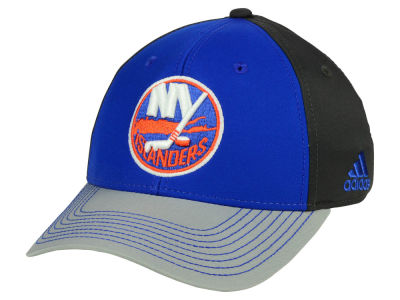 New York Islanders adidas NHL 2Tone Stitch Flex Cap