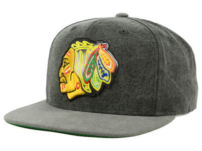 Chicago Blackhawks adidas NHL 2Tone Snapback Cap