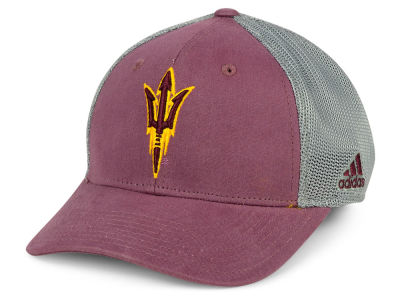 Arizona State Sun Devils adidas NCAA Faded Flex Cap