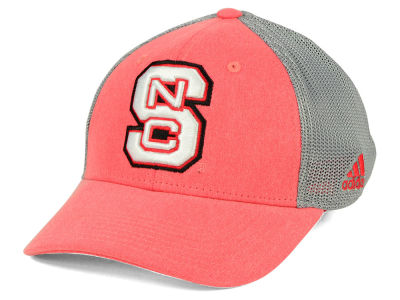 North Carolina State Wolfpack adidas NCAA Faded Flex Cap