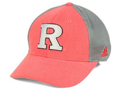 Rutgers Scarlet Knights adidas NCAA Faded Flex Cap