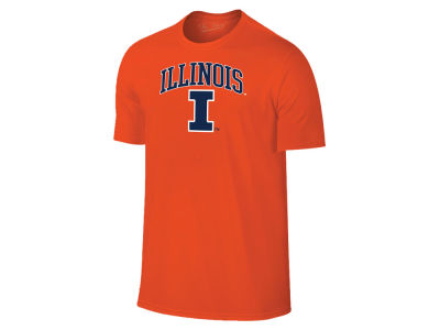 Illinois Fighting Illini NCAA Men's Midsize T-Shirt
