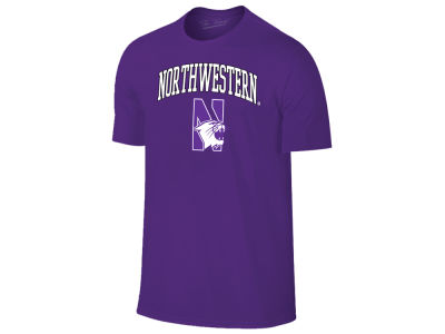 Northwestern Wildcats NCAA Men's Midsize T-Shirt