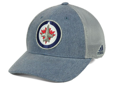 Winnipeg Jets adidas NHL Geno Flex Cap