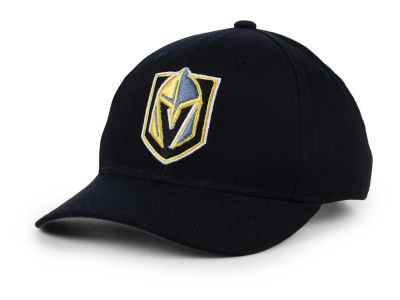 Vegas Golden Knights Outerstuff NHL Youth Basic Adjustable Cap