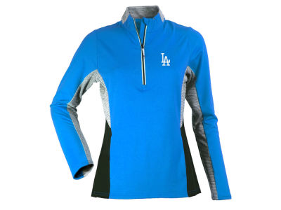 Los Angeles Dodgers Antigua MLB Women's Karma Pullover
