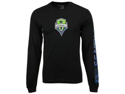 Seattle Sounders FC adidas MLS Men's Keeper Long Sleeve T-Shirt