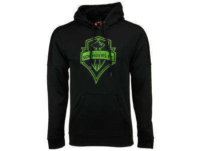 Seattle Sounders FC adidas MLS Men's Team Tone Hooded Sweatshirt