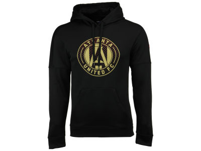 Atlanta United FC adidas MLS Men's Team Tone Hooded Sweatshirt