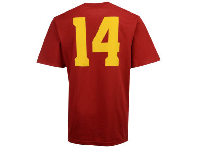 USC Trojans DCM NCAA Men's Player Number T-Shirt