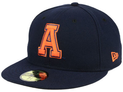 Auburn Tigers New Era NCAA Vault 59FIFTY Cap